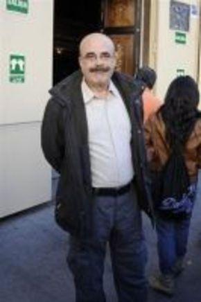 Constantino Romero, recordado por sus compañeros