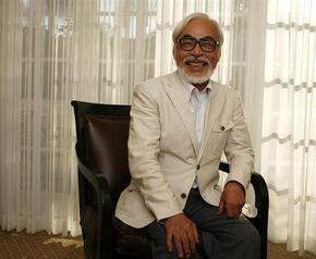 El cineasta Hayao Miyazaki se retira del cine