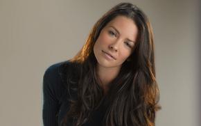 Evangeline Lilly podría ser Janet van Dyne, la avispa, en 'Ant-Man'