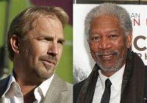 Kevin Costner y Morgan Freeman, nuevos objetivos para 'Los siete magníficos'
