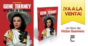 La biografía 'Gene Tierney. En el filo de la navaja' ya está a la venta