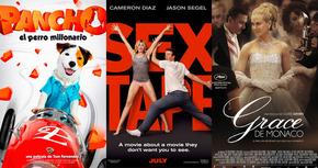Las peores películas de 2014