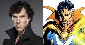 Marvel ya tiene a su Doctor Extraño, Benedict Cumberbatch