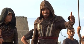 Michael Fassbender revela algunas claves de 'Assassin's Creed'