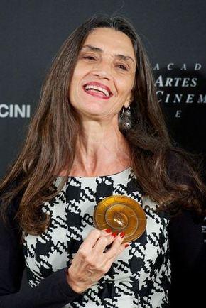 Para Ángela Molina todas sus películas tienen un lugar en su corazón