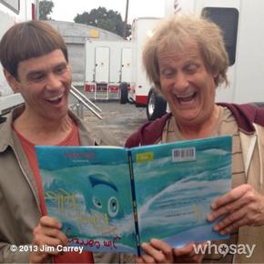 Primera imagen de la secuela de 'Dos tontos muy tontos'