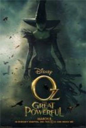 Nuevo cartel promocional de 'Oz, un mundo de fantasía'