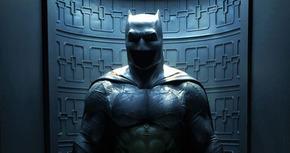 Zack Snyder desvela el traje completo de Batman
