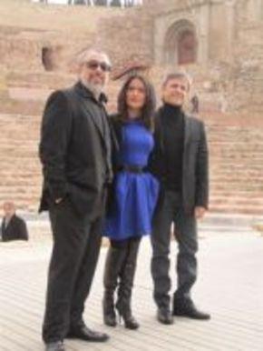 El Teatro Romano de Cartagena, otro protagonista más de 'La chispa de la vida'