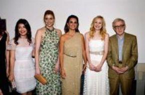 Woody Allen estrena 'A Roma con amor' en el Festival de Cine de Los Ángeles