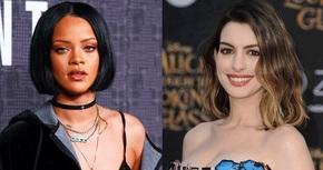 Anne Hathaway y Rihanna, nuevas incorporaciones al reparto de 'Ocean's Eight'