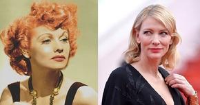 Cate Blanchett encarnará a Lucille Ball, una antigua estrella de Hollywood