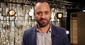 El cineasta Manuel Martín Cuenca rueda 'El móvil' en Sevilla