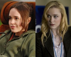 Ellen Page y Evan Rachel Wood, dos hermanas perdidas en 'Into the Forest'