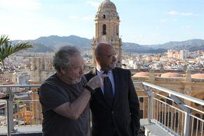 'Exodus' empezará a filmarse a partir del 21 de octubre en Almería