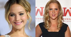 Jennifer Lawrence y Amy Schumer se unen para escribir el guión de una película