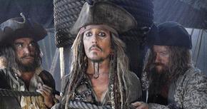 Jerry Bruckheimer publica la primera imagen de Johnny Depp en 'Piratas del Caribe 5'
