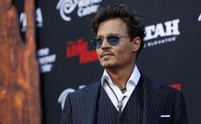 Johnny Depp no ve muy lejana su retirada de Hollywood