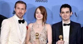 'La La Land' parte como favorita en los Oscars con 14 nominaciones