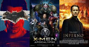 Las 20 películas más esperadas de 2016