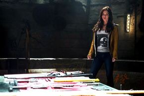 Nuevas imágenes de Megan Fox en 'Ninja Turtles'