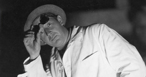 Profanan la tumba del cineasta alemán F.W. Murnau