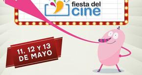 Regresa la Fiesta del Cine los días 11, 12 y 13 de mayo