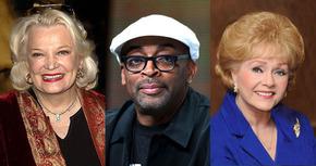 Spike Lee, Gena Rowlands y Debbie Reynolds recibirán un Oscar honorífico