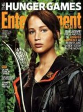 Primera imagen de Jennifer Lawrence en 'The Hunger Games'