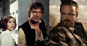 Aaron Paul podría ser el nuevo Han Solo