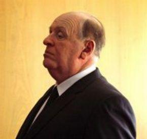 Ya tenemos la primera imagen de Anthony Hopkins en 'Hitchcock'