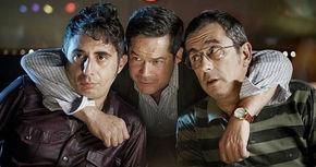 Buenafuente y Berto Romero, juntos en la comedia 'El pregón'
