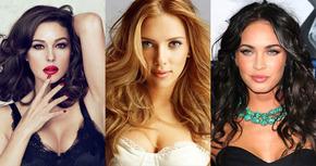 Las 10 actrices más sexis del mundo
