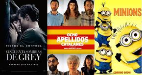 Las 10 peores películas que hemos visto en 2015