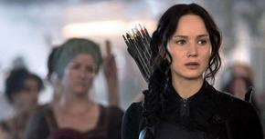 Nueva imagen de Jennifer Lawrence en 'Los juegos del Hambre: Sinsajo - Parte 1'