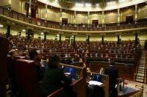 El Congreso de los Diputados, escenario de la película '23-F'