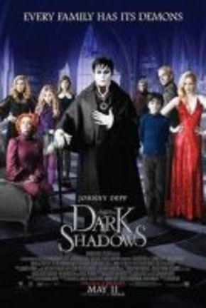 Primer tráiler oficial y cartel de 'Dark Shadows'