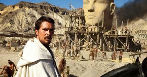 'Exodus: Dioses y reyes' repite como número 1 de la taquilla española
