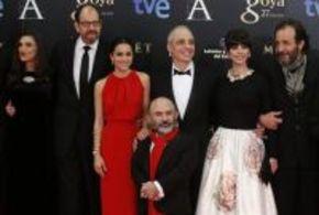 'Blancanieves', vencedora de la 27ª edición de los premios Goya