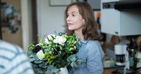 Isabelle Huppert, de visita en el Festival de San Sebastián para presentar dos de sus films