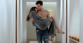 Jamie Dornan dice que 'Cincuenta sombras de Grey' no es misógina