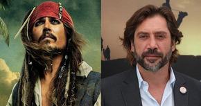 Javier Bardem será el villano de 'Piratas del Caribe 5'