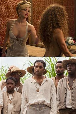 'La gran estafa americana' y '12 años de esclavitud', las favoritas en los Globos de Oro