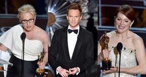 Las mejores frases de los Oscars 2015
