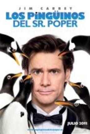 Jim Carrey regresa a la gran pantalla con 'Los pingüinos del Sr. Poper'