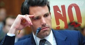 Recogen más de 70.000 firmas para impedir que Ben Affleck sea Batman