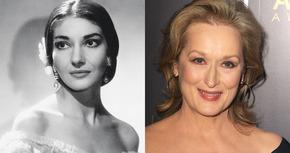 Meryl Streep resucitará a la soprano Maria Callas