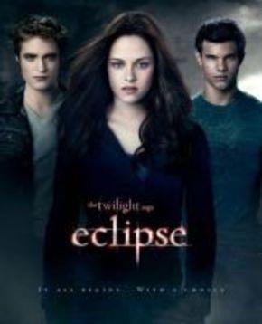 Primer cartel oficial de la secuela más esperada, 'Eclipse'