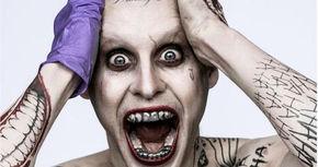 Primera imagen de Jared Leto como el Joker de 'Suicide Squad'