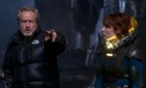 Ridley Scott, de paseo por Alicante en busca de escenarios para 'The Counselor'